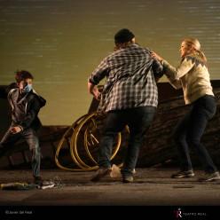 Saul Esgueva, Allan Clayton & Maria Bengtsson - Peter Grimes par Deborah Warner