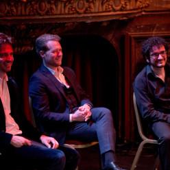 Douglas Williams, Enguerrand de Hys & Mathias Vidal