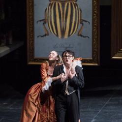 Antoinette Dennefeld & Yann Beuron - Le Roi Carotte par Pelly