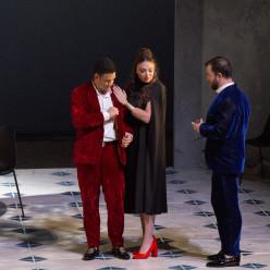 Sahy Ratia, Aude Extrémo & Philippe-Nicolas Martin - Djamileh par Géraldine Martineau
