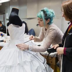 Atelier de costumes du Théâtre de l'Opéra de Rome