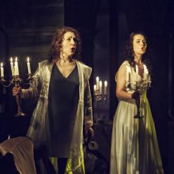 Grevelius et Nicorescu dans Don Giovanni