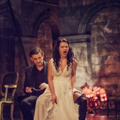 Teitgen et Nicorescu dans Don Giovanni