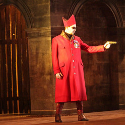 Patrick Bolleire dans Don Giovanni