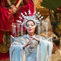 Nina Stemme dans Turandot