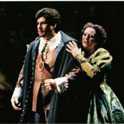 Marcelo Alvarez et Valeria Esposito dans Lucia di Lammermoor