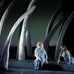 Rachel Nicholls et Michelle Breedt dans Tristan et Isolde