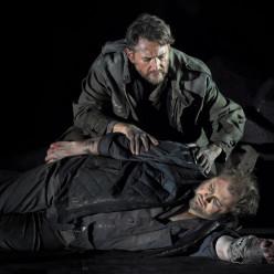 Torsten Kerl et Brett Polegato dans Tristan et Isolde