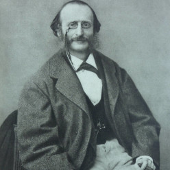Photo de Jacques Offenbach