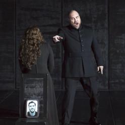 Stephen Milling dans Don Carlo
