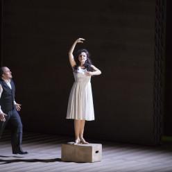 Vassallo et Lungo dans Rigoletto