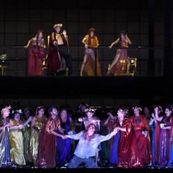 Samson et Dalila par Damiano Michieletto