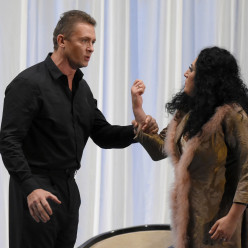 Egils Silins dans Samson et Dalila