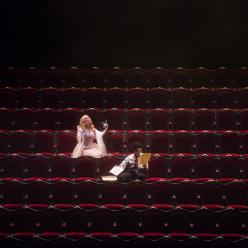 Kate Aldrich et Stéphanie d'Oustrac dans les Contes d'Hoffmann