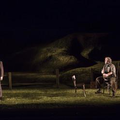 Guy de Mey et Oliver Zwarg dans la Petite renarde rusée