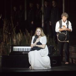 Jonas Kaufmann et Martina Serafin dans Lohengrin