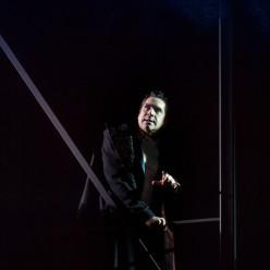 Ildebrando d'Arcangelo dans La Damnation de Faust