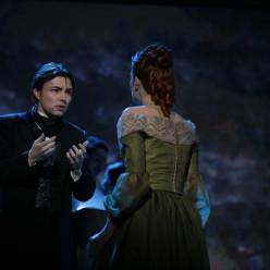 Sébastien Guèze et Mireille Lebel dans Werther