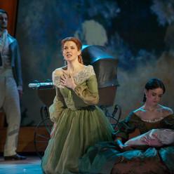 Mireille Lebel dans Werther par Paul-Emile Fourny
