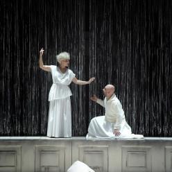 Rolando Villazón et Anne-Catherine Gillet dans Le Retour d'Ulysse dans sa Patrie