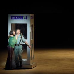 Aleksandra Kurzak et Roberto Alagna - Carmen par Calixto Bieito
