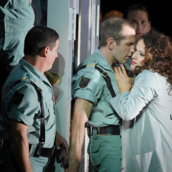 Carmen par Calixto Bieito