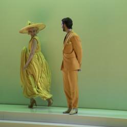 Pauline Texier et Juan de Dios Mateos dans Les Fêtes d'Hébé