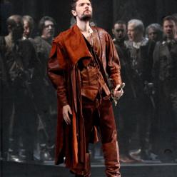 Julien Dran dans I Capuletti e i Montecchi par Nadine Duffaut