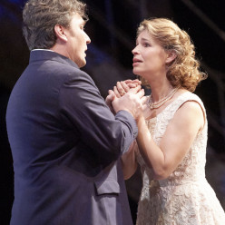 Ludovic Tézier et Sophie Koch dans Werther