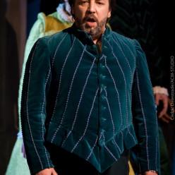 Giuseppe Gipali dans Macbeth par Frédéric Bélier-Garcia