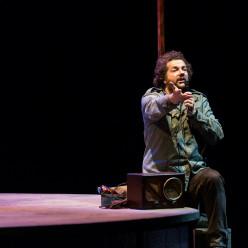 Christophe Crapez dans The Lighthouse par Alain Patiès