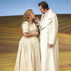 Anna Netrebko et Peter Mattei - Eugène Onéguine par Willy Decker