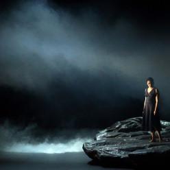 Monica Zanettin (Aida) - Aida par Stathis Livathinos