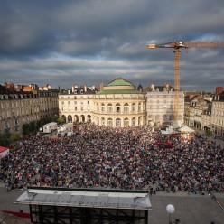 Opéra de Rennes sur grand écran
