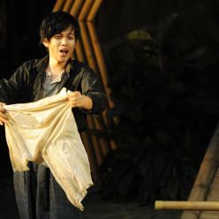 Yijie Shi - L'Italienne à Alger par David Hermann