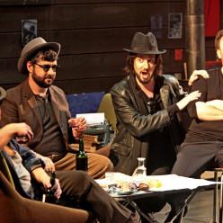 Piccone, Liberatore, Kissin et Berger dans La bohème à Rouen