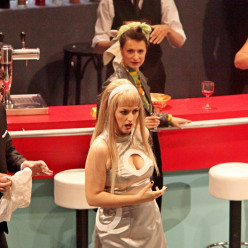 Olivia Doray dans La bohème à Rouen