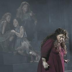 Amber Wagner dans Ariane à Naxos par David Hermann