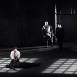 Éric Vignau, Nicolas Courjal, Teodor Ilincai et Jean-François Lapointe Don Carlos par Charles Roubaud