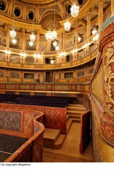 Les fantômes de Versailles de John Corigliano, du 4 Décembre 2019 au 8 Décembre 2019, Château de Versailles Spectacles