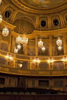 Le Bourgeois gentilhomme de Jean-Baptiste Lully, du 12 Janvier 2017 au 15 Janvier 2017, Château de Versailles Spectacles