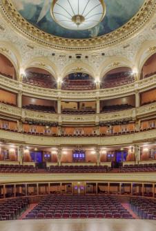 Récital Anne-Catherine Gillet, le 26 Avril 2018, Opéra comique de Paris