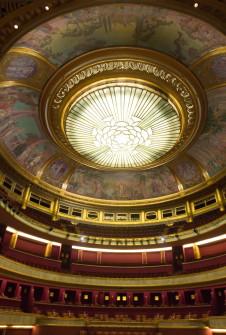 Oratorio de Noël de Jean-Sébastien Bach, le 17 Décembre 2017, Théâtre des Champs-Élysées