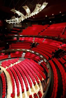 Quartett de Luca Francesconi, du 25 Avril 2017 au 27 Avril 2017, Opéra de Rouen Normandie