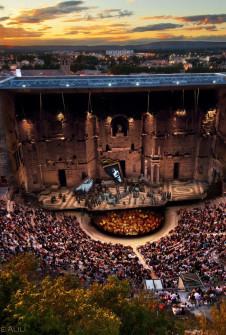 Concert des Révélations Classiques de l'Adami, le 11 Juillet 2017, Chorégies d'Orange