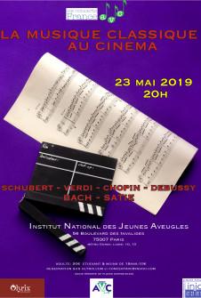 Concert France AVC, le 23 Mai 2019, Institut National des Jeunes Aveugles