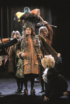 Le Bourgeois gentilhomme de Jean-Baptiste Lully, du 11 Juin 2020 au 21 Juin 2020, Château de Versailles Spectacles