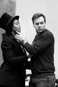 Récital Benjamin Bernheim & Pretty Yende, le 19 Mai 2021, Théâtre des Champs-Élysées