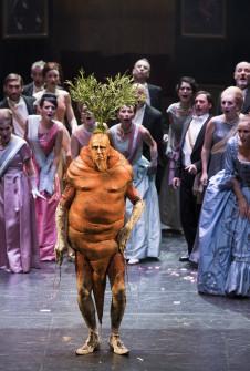 Le Roi Carotte de Jacques Offenbach, du 13 Décembre 2019 au 1 Janvier 2020, Opéra national de Lyon