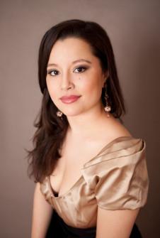 Récital Caroline Meng, le 10 Mars 2018, Opéra de Limoges